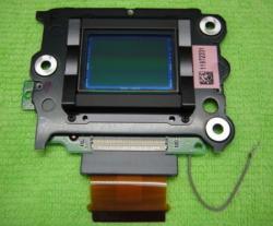 CCD CMOS матрица фотоаппарата Nikon D200, D80