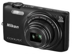 Фотоаппарат на запчасти Nikon Coolpix S6800