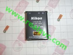 02491-0047, FUJIFILM NP-45, KODAK KLIC-7006, LI-40B, LI-42B, NIKON EN-EL10