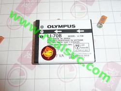 купить Аккумулятор Li-70B для фотоаппаратов OLYMPUS - оригинал