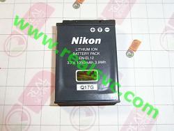 купить оригинальный Аккумулятор EN-EL12 для фотоаппаратов NIKON
