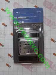 купить Аккумулятор Li-42B, Li-40B для фотоаппаратов OLYMPUS