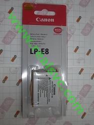 купить Аккумулятор LP-E8 для фотоаппаратов CANON