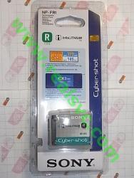 Аккумулятор NP-FR1 для фотоаппаратов Sony DSC-P100, DSC-P150, DSC-P200