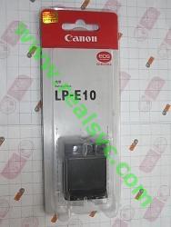 Аккумулятор LP-E10 для фотоаппаратов Canon 1100D; Canon Rebel T3; Canon DS126291