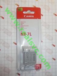 купить Аккумулятор NB-7L для фотоаппаратов Canon Powershot G10; Powershot G11