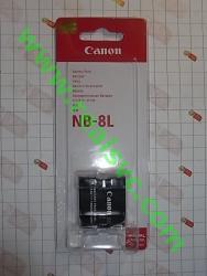 купить Аккумулятор NB-8L для фотоаппаратов Canon A3000, A3100, A3200