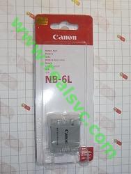 купить Аккумулятор NB-6L для фотоаппаратов Canon SX260, SX270, SX280, SX500