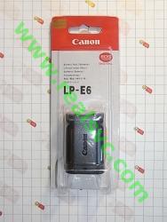 купить Аккумулятор LP-E6 для фотоаппаратов Canon 5D mark II; Canon 5D mark III;