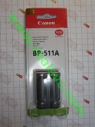 купить Аккумулятор BP-511A для фотоаппаратов и видеокамер Canon