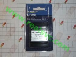 купить Аккумулятор Li-60B для фотоаппаратов OLYMPUS, Nikon, Pentax
