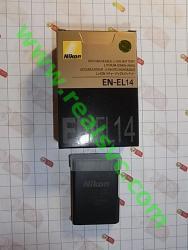 Аккумулятор EN-EL14 для фотоаппаратов NIKON
