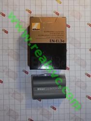 Аккумулятор EN-EL3e для фотоаппаратов NIKON