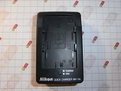 Зарядное устройство Nikon MH-18a для аккумулятора Nikon EN-EL3, EN-EL3a, EN-EL3e