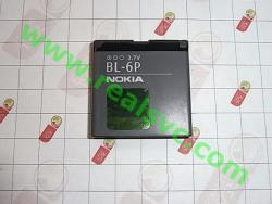 Аккумулятор BL-6P для мобильного телефона Nokia 7900; Nokia 6500 classic