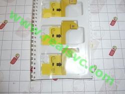 Держатель, салазки сим карты для телефона Nokia N76