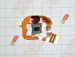 CCD Матрица для цифрового фотоаппарата Olympus FE230, Olympus X790