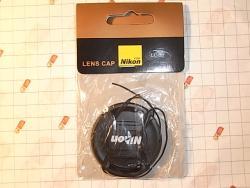 Защитная крышка для объективов Nikon 52mm, 52мм