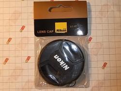 Защитная крышка для объективов Nikon 67mm, 67мм
