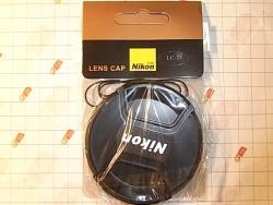 Защитная крышка для объективов Nikon 77mm, 77мм